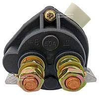 Выключатель массы кнопочный КАМАЗ, МАЗ 5320.3737010 (алюминий)