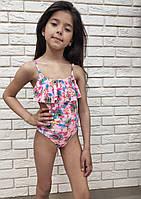 Суцільний купальник для дівчини  Keyzi , Польша