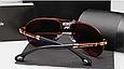 Солнцезащитные очки в стиле Montblanc (5512) copper, фото 2