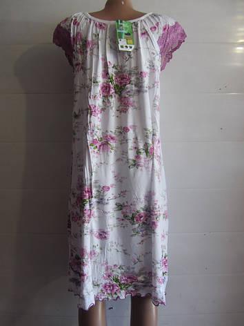 Ночная бамбуковая рубашка, фото 2