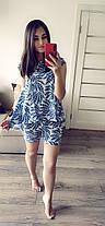 Костюм с шортами в расцветках 82092, фото 2