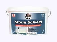Dufa Storm Schield D691 cуперустойчивая фасадная краска с содержанием кварцевого песка 13,5 кг