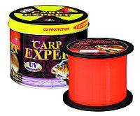 Леска фидерная Carp Expert UV Fluo Orange 1000 м 0.25 мм 8.9 кг