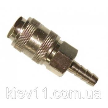 Быстроразъемное соединение для шлангов 6мм AIRKRAFT SE1-2SH