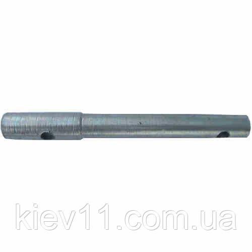 Ключ торцевой двухсторонний (трубка) 7х8мм тонкий (Харьков) ТР0708ТОНК