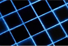 Светящийся порошок люминесцент синий в темноте и белый на свету Люминофор Просто и Легко 50г SKL12-241348