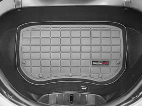 Килими гумові WeatherTech Tesla Model 3 2017+ в переднє багажне відділення чорний