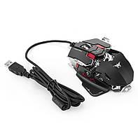 Мышь проводная игровая ONIKUMA COMBATWING CW20 Pro, черная