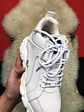 Кроссовки женские Buffalo белые, фото 2