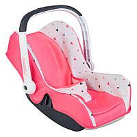 Кресло-переноска Smoby Toys Maxi-Cosi & Quinny Розовое (240228)