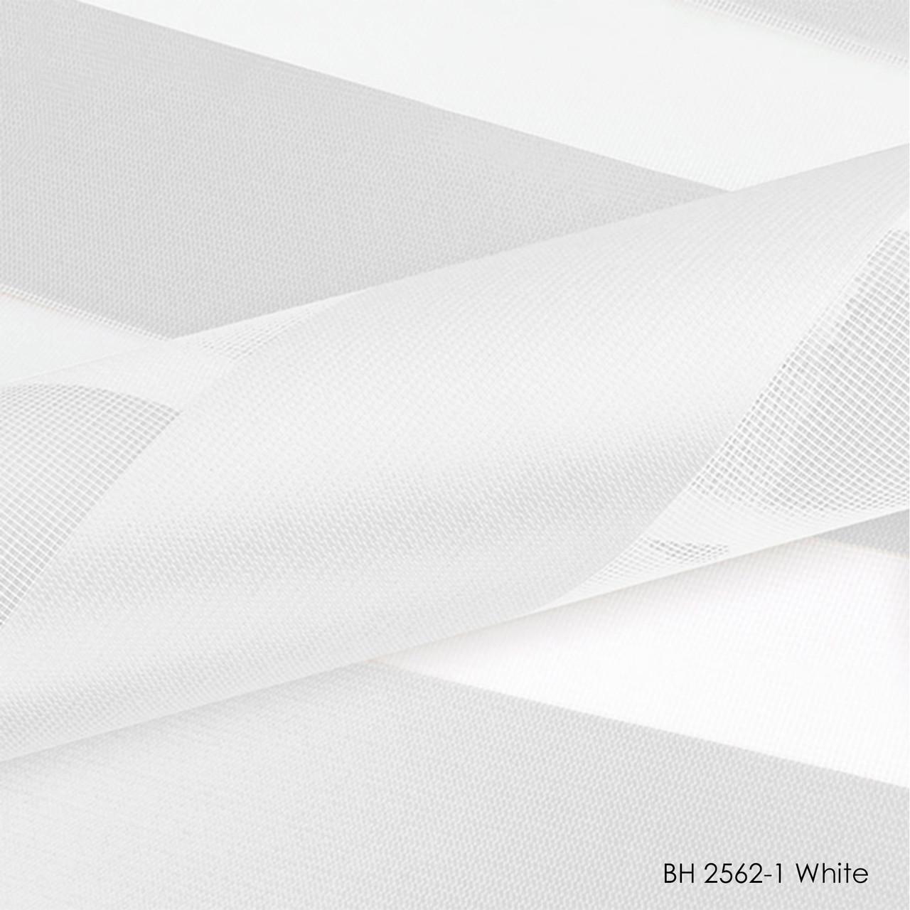 Ролеты день ночь BH 2562-1 White