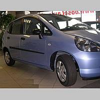 Молдинги на двері для Honda Jazz / Fit (GD) Mk1 2001-2008, фото 1