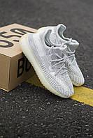 Жіночі кросівки Adidas Yeezy 350 Yeshaya, Репліка, фото 1