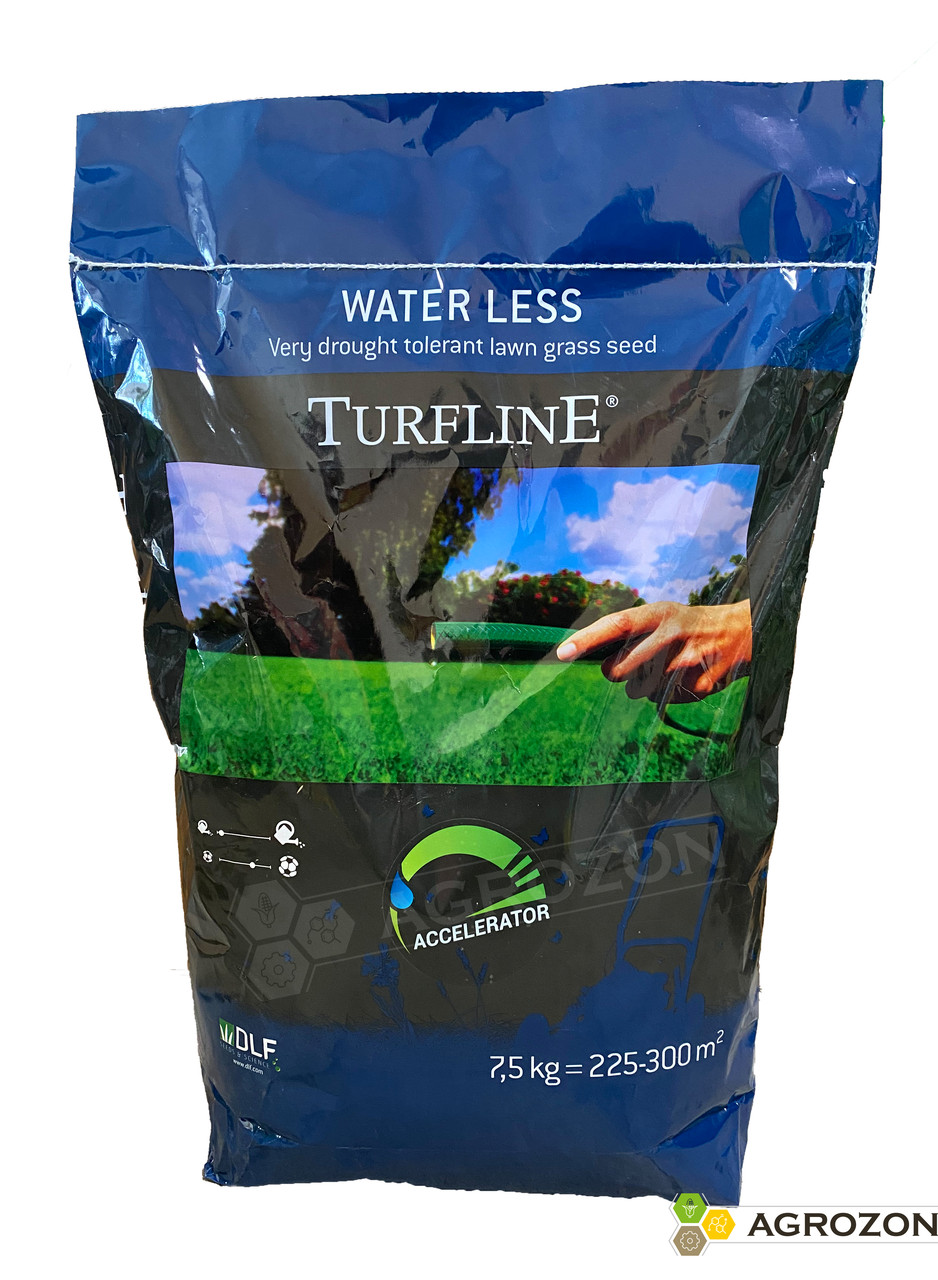 Газонная трава DLF Trifolium, Turfline WATERLESS / ВОТЕРЛЕСС - 7,5 кг