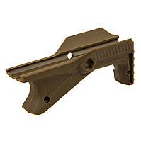 Дополнительная рукоятка Strike industries Cobra Tactical Fore Grip in FDE