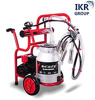 Доїльний апарат для корів Melasty TJK 1-AS