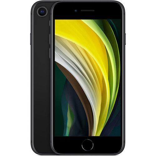 Смартфон Apple iPhone SE 2020 128Gb Black (MXD02)