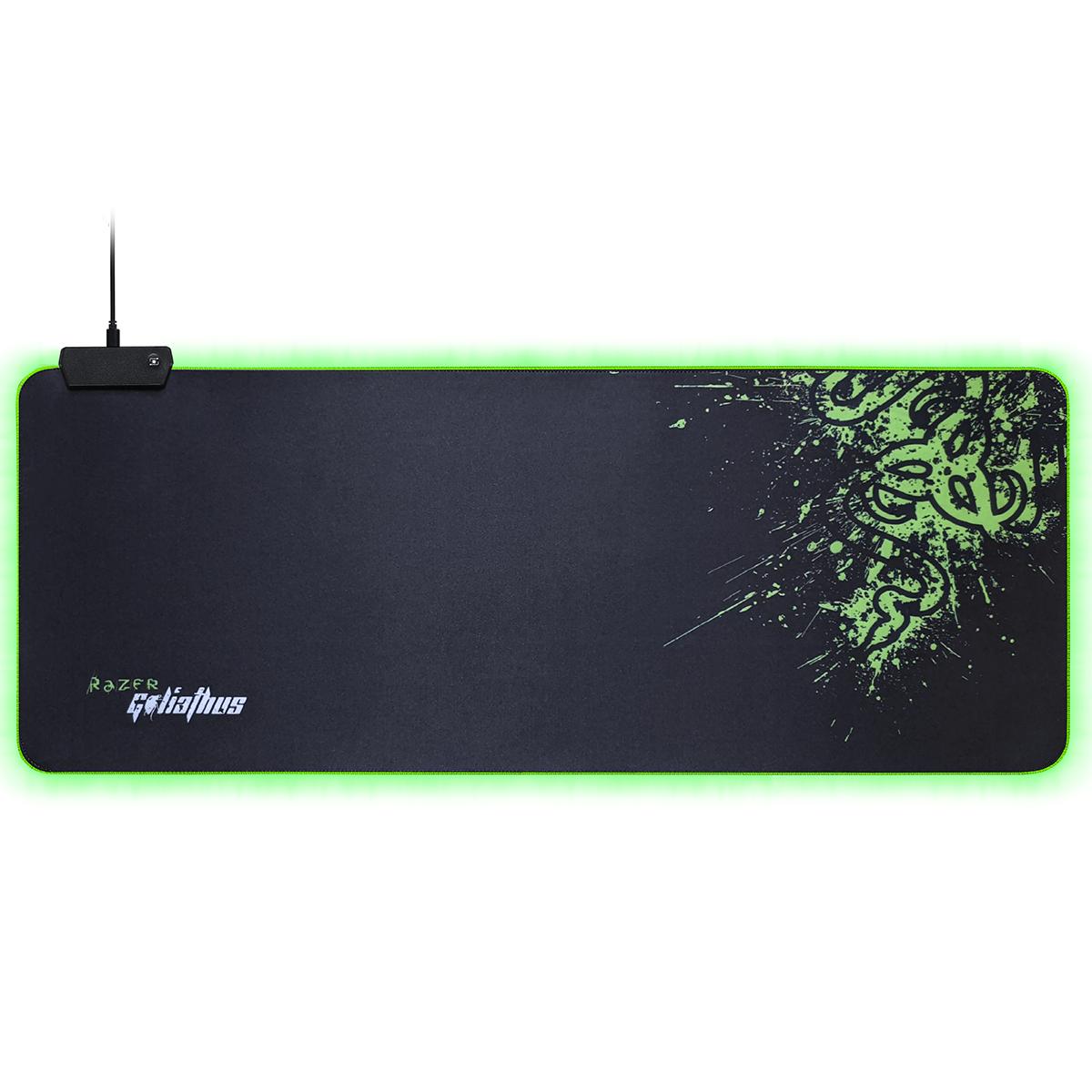 Игровая поверхность/коврик для мыши 780х300х3 с RGB подсветкой