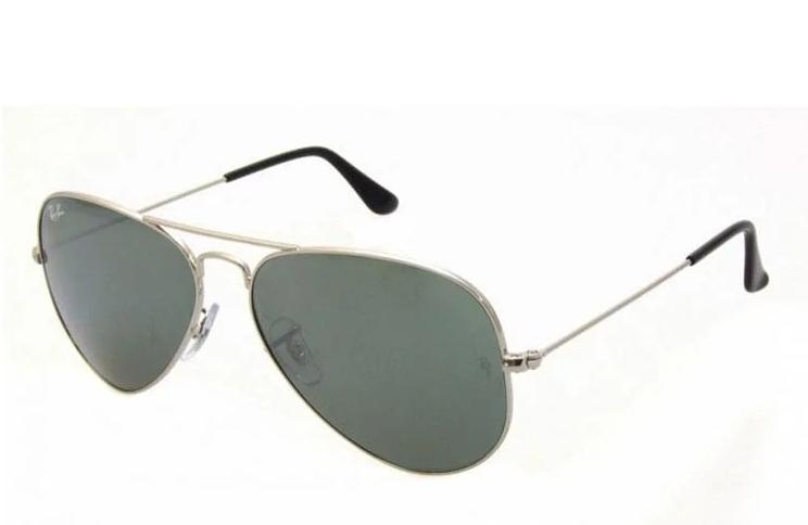 Мужские солнцезащитные очки в стиле RAY BAN aviator 3025,3026 (003/62) Lux