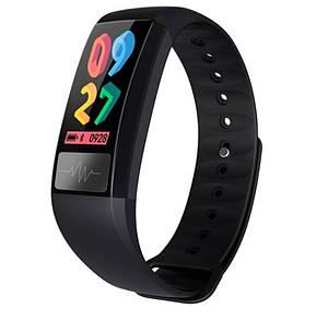 Умный фитнес браслет Smart Band D1 Черный