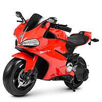 Детский мотоцикл «Ducati» M 4262EL-3 Красный