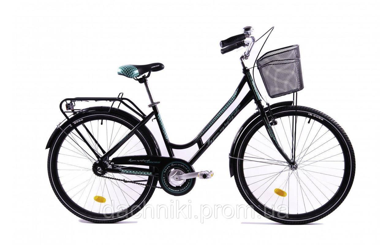 """Велосипед ARDIS SEINE 28"""" Черный"""