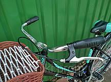 """Велосипед ARDIS SEINE 28"""" Черный, фото 2"""