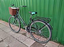 """Велосипед ARDIS SEINE 28"""" Черный, фото 3"""