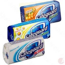 Мыло Safeguard