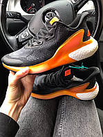 Чоловічі кросівки Adidas Alphaboost, Репліка, фото 1