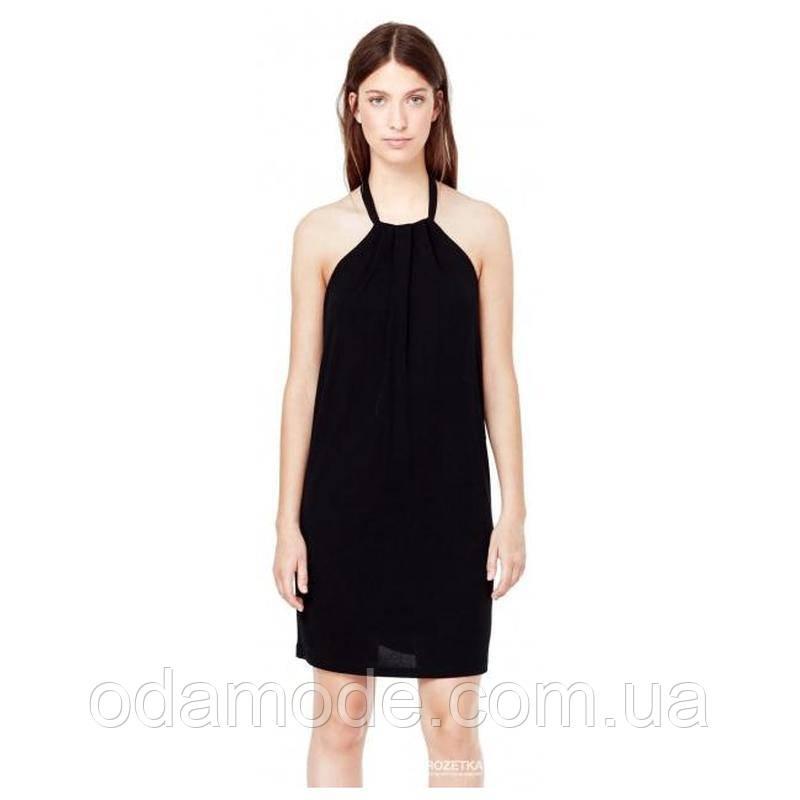 Женское платье mango черное