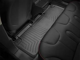 Килими гумові WeatherTech Tesla Model S 2012-2019 задній чорний