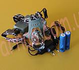 Аккумуляторный налобный фонарь 003M-T6, фото 2