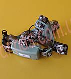 Налобний ліхтар акумуляторний 003M-T6, фото 5