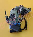 Аккумуляторный налобный фонарь 003M-T6, фото 3