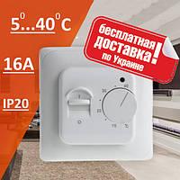 Терморегулятор Механический для Теплого Пола RTC 70.26 IN-THERM