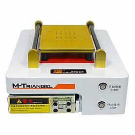 "Автоклав с вакуумным сепаратором M-Triangel M2 7"" (камера автоклава - 9х20x1.7см, сепаратор - 11x19см)"