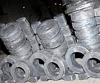 Литье промышленных деталей из износостойкого чугуна, фото 4
