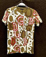 Мужская футболка в стиле Dolce Gabbana | Лучшее качество!