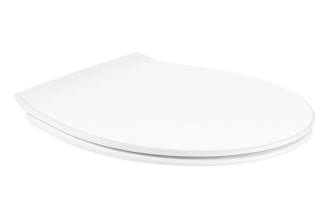 Крышка для унитаза с медленным опусканием SLIM Fala 75466
