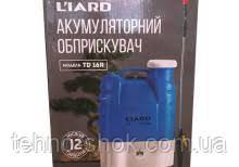 Аккумуляторный опрыскиватель L'iard TD 16R