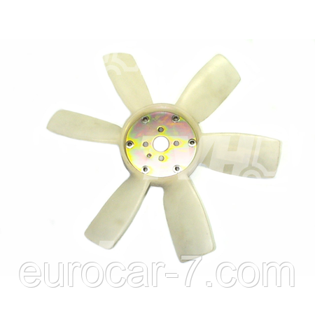 Крильчатка (вентилятор) радіатора для навантажувача Linde (Лінде)