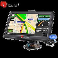 """Автомобильный GPS навигатор Junsun D100S 7"""" с камерой заднего вида, бесплатными картами, Bluetooth"""