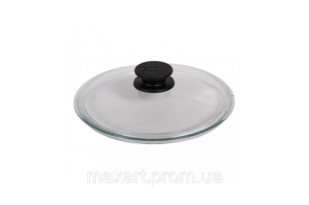 Крышка стеклянная Биол - 300 мм, низкая