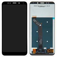 LCD Xiaomi Redmi 5 Plus + touch Black Original