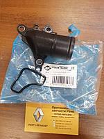 Фланец масляного охладителя Renault Koleos 2.0dCi (Metalcaucho 03924=7701476602)