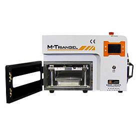 """Аппарат с вакуумным ламинатором и автоклавом M-Triangel MT-103 9"""" с формами для Edge (встроенный насос)"""