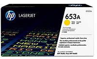 Тонер-картридж HP 653A CLJ Pro M402/M426 Yellow 16500 страниц