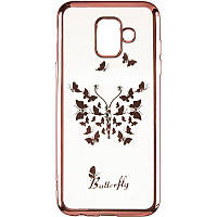 Beckberg Breathe seria (New) for Samsung A305 (A30) Butterfly