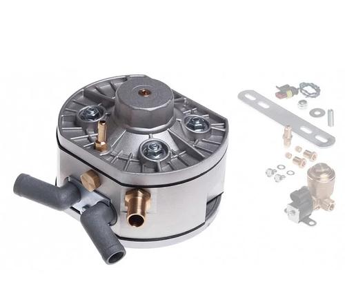 Редуктор газовый Kme Silver 160 кВт (217л.с) вх d-6 с клапаном газа OMB